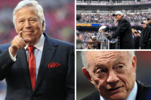 NFL team owners: The billionaires at the helm of the top 2019-20 franchises