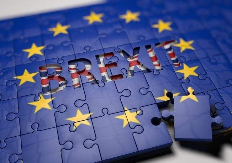 Europe Brexit United Kingdom England Eu Puzzle