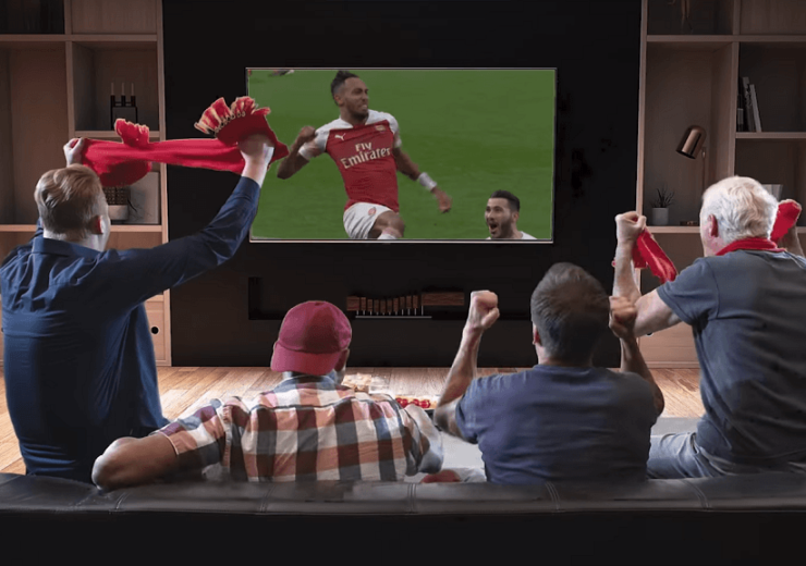 New 3D football replays let fans watch the match from a player's perspective