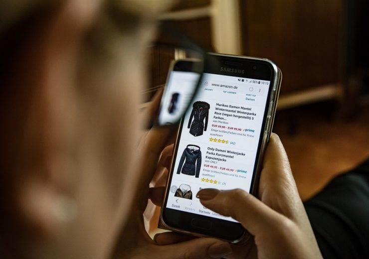 Mobile Phone Shopping Online Clothing