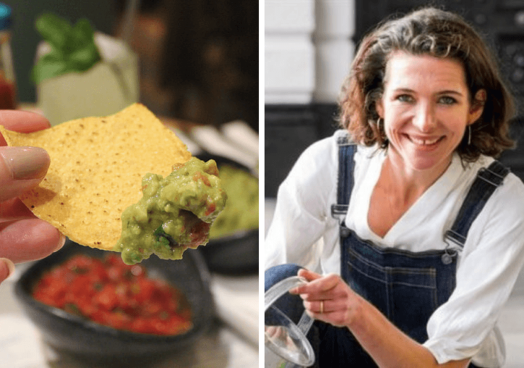 Entrepreneur Thomasina Miers opened the first Wahaca restaurant in London in 2007