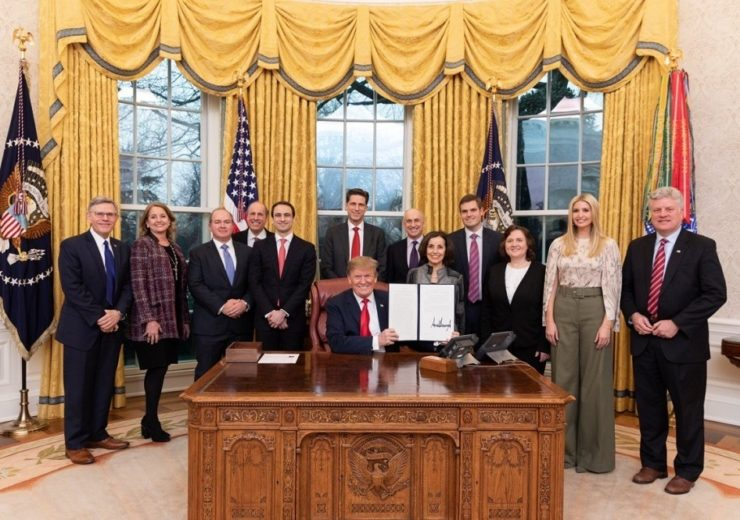 What is the American AI Initiative president Trump signs executive order