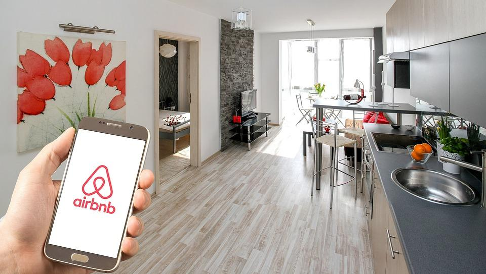 Airbnb, sharing economy companies list