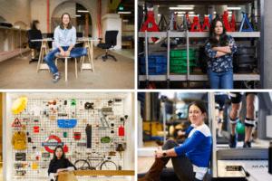 Profiling nine female innovators tackling the UK's biggest challenges