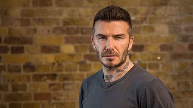 David Beckham deepfake