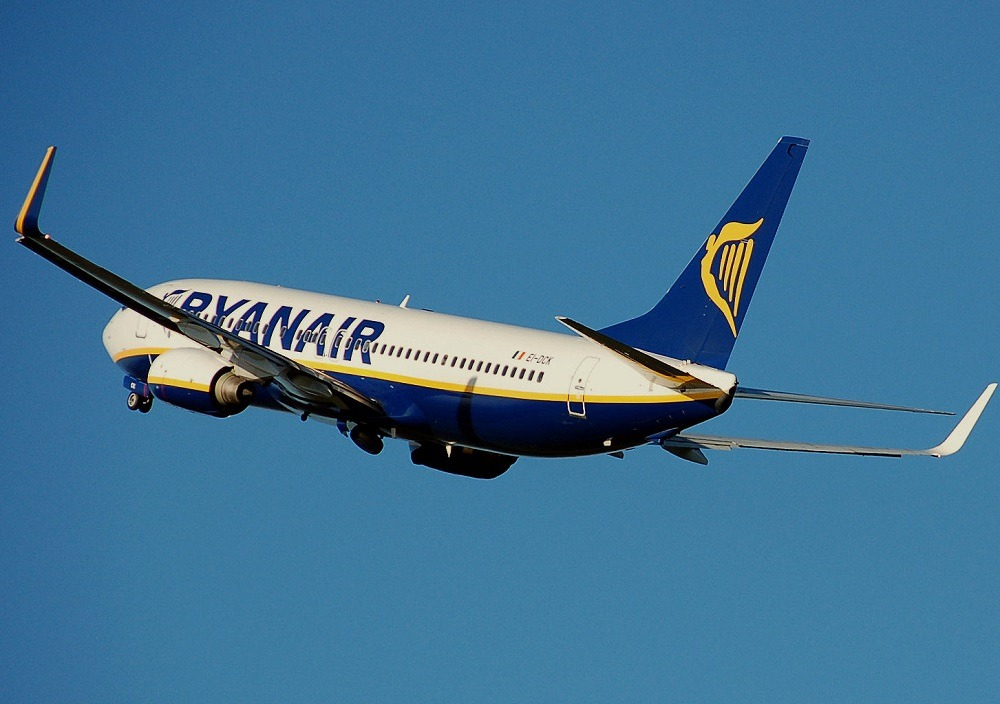 Ryanair described as 'new coal' as it joins list of Europe's top CO2 emitters