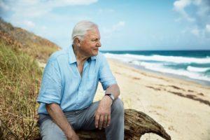 Sir David Attenborough documentaries are increasing awareness of climate change, says study