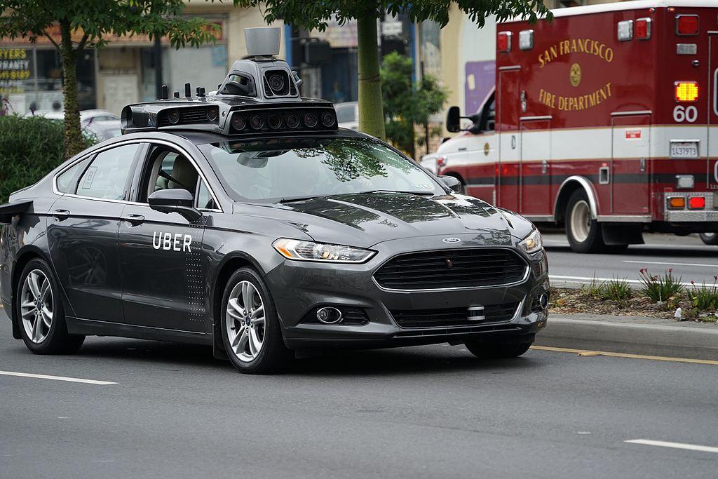 autonomous vehicle testing, SoftBank investment portfolio, self driving cars congestion