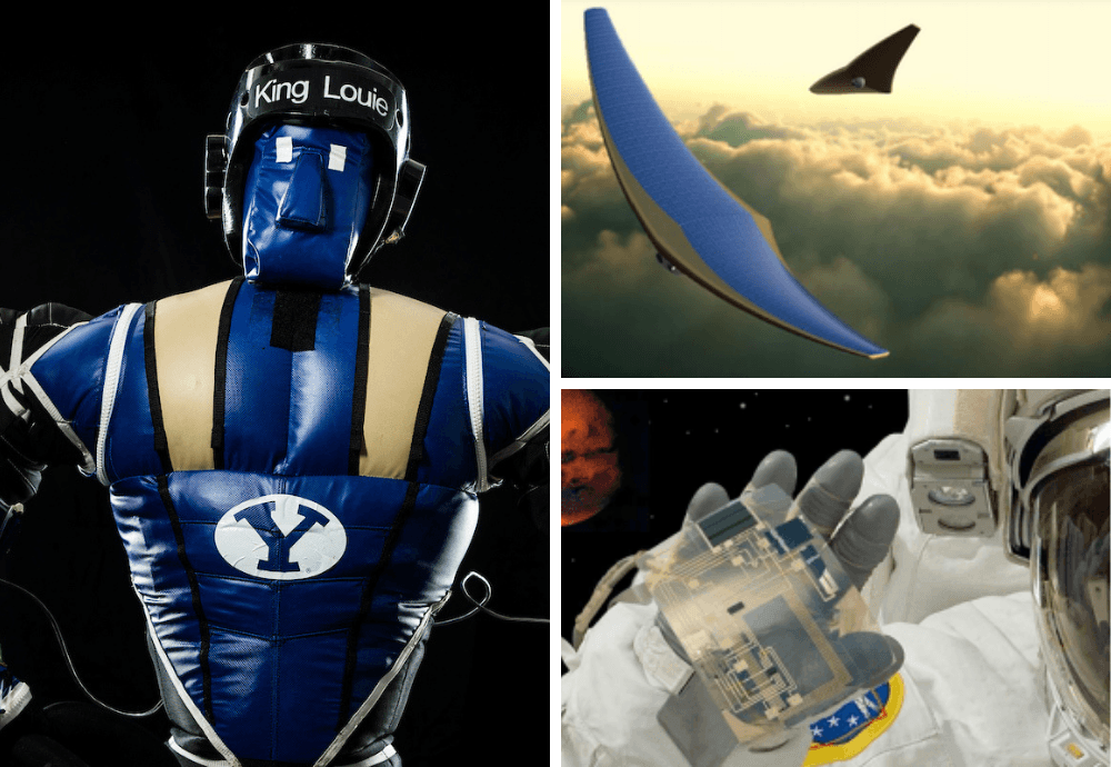 NASA's potential future projects range from robot bees to inflatable astronauts