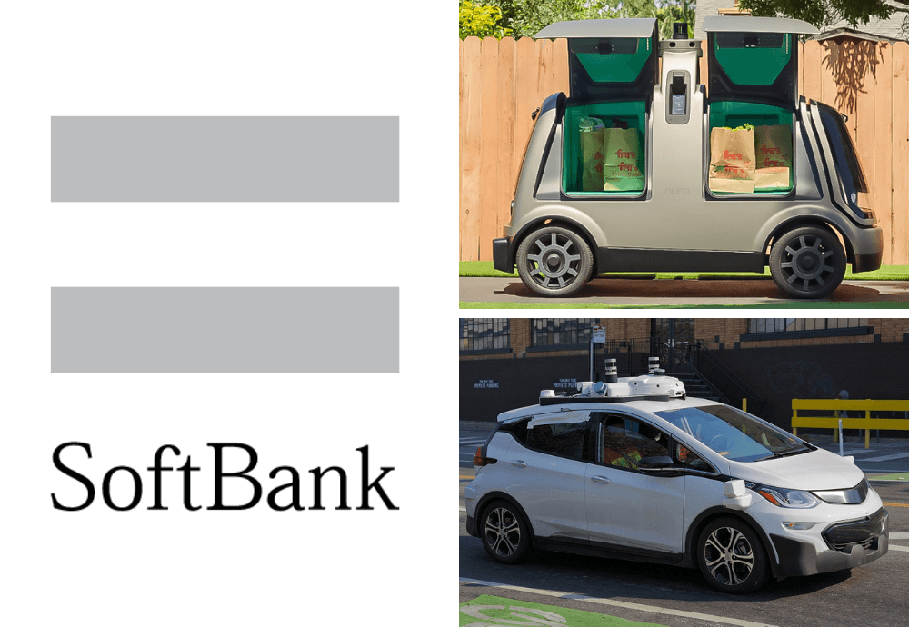 From Uber to Cruise, these are the autonomous car companies to benefit from SoftBank's $100bn investment fund