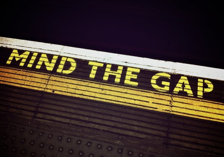 mind the gap, gender pay gap