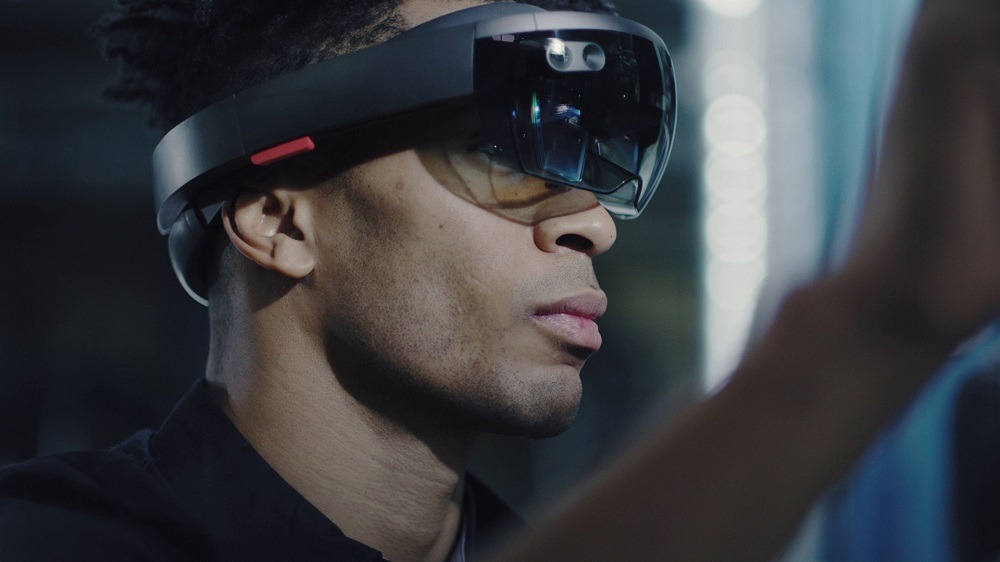 AR glasses, augmented reality glasses, 5G for consumers, remote work future