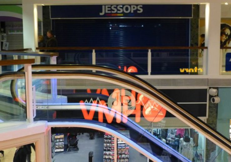 Jessops camera store and music retailer HMV both entered administration in 2013 (Credit: Geograph)
