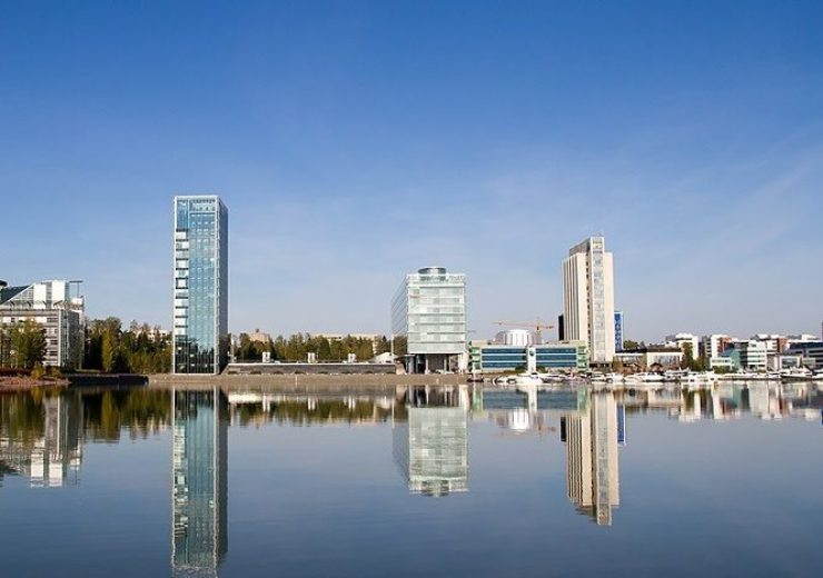 The Finnish city of Espoo was recently voted the most sustainable city in Europe