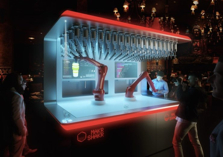 Inside new London AI exhibition: Robot cocktail maker and building sustainable cities with Lego among future intelligence concepts