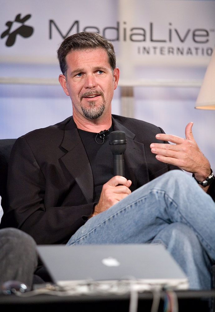Who is Reed Hastings