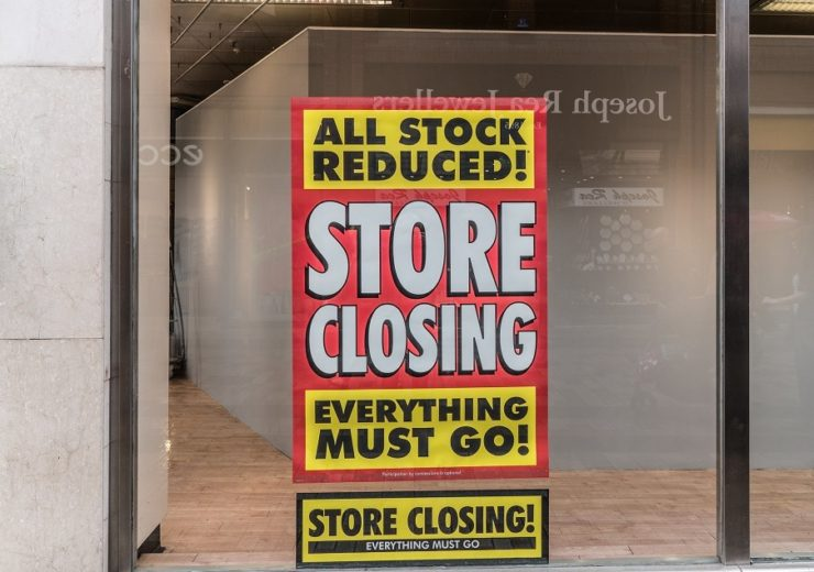 BHS closing down sale in Belfast (Credit: William Murphy/Flickr)