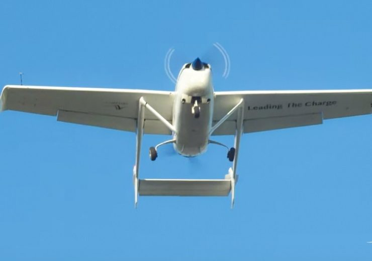 The Ampaire 337 is the largest electric-hybrid aircraft to take flight (Credit: Ampaire)