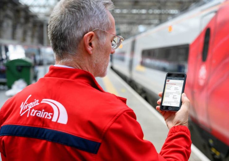 Cheaper fares, instant updates and on-board entertainment all part of the future of rail travel, says Virgin Trains CIO