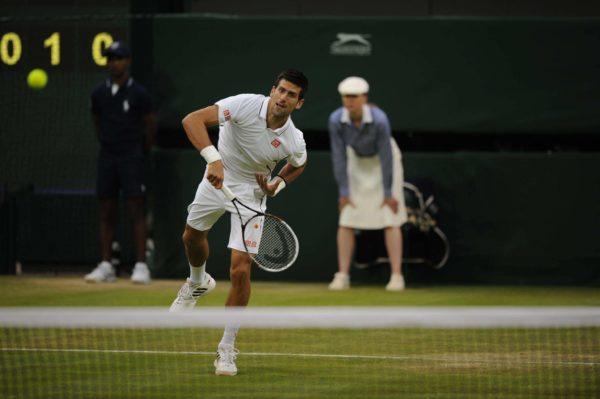 Wimbledon - Novak Djokovic