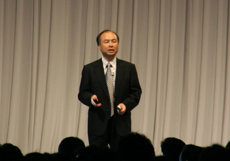 Masayoshi Son, CEO and founder of SoftBank (Credit: Wikimedia Commons)
