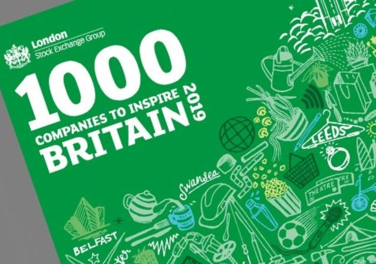 1,000 companies to inspire britain 2019