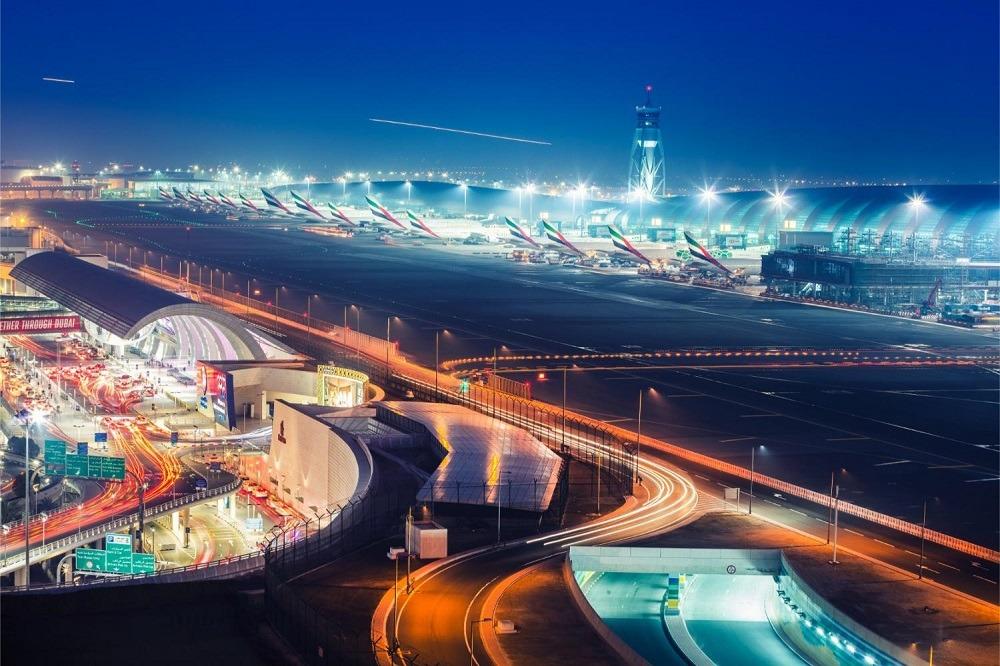 dubai airport app
