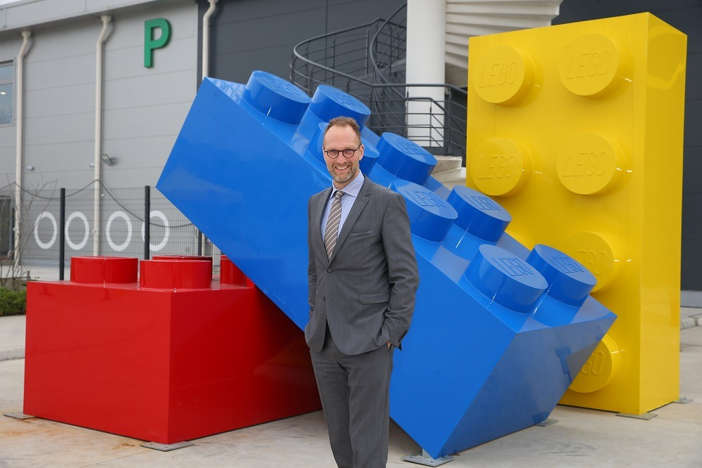 LEGO Group CEO Jørgen Vig Knudstorp