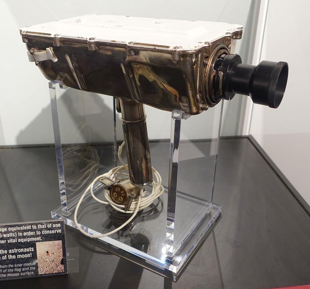 moon landing technology