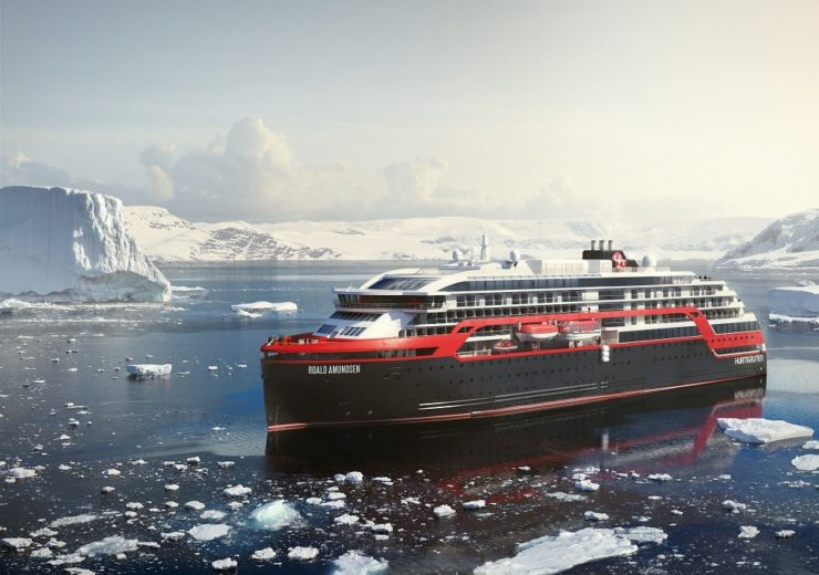 MS Roald Amundsen is the world's first hybrid-powered cruise ship – here's how it works