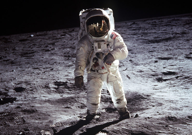 IBM, General Motors and Motorola all helped with the Apollo 11 mission