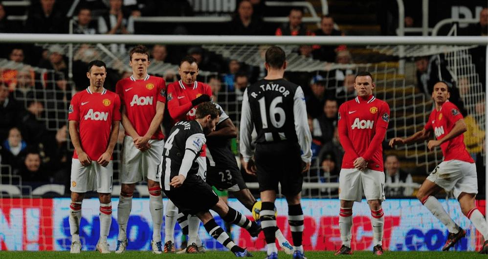Newcastle United 2011-12, football analytics