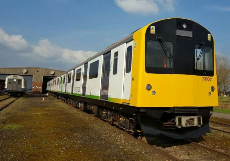 Vivarail Class 230 trains could be the first to use the steam technology (Credit: Vivarail)