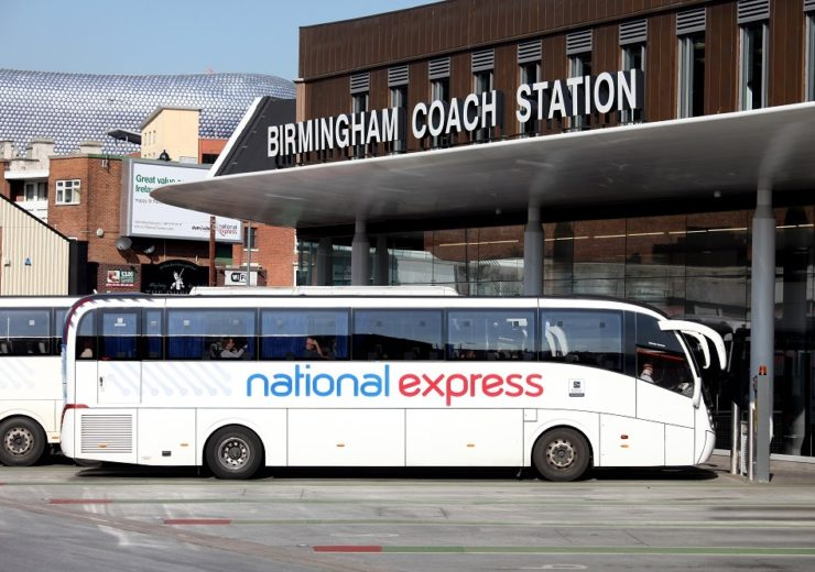 National Express stock photographyPictures by Shaun Fellows / Shine Pix Ltd
