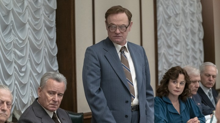 Jared Harris Valery Legasov, Chernobyl season two