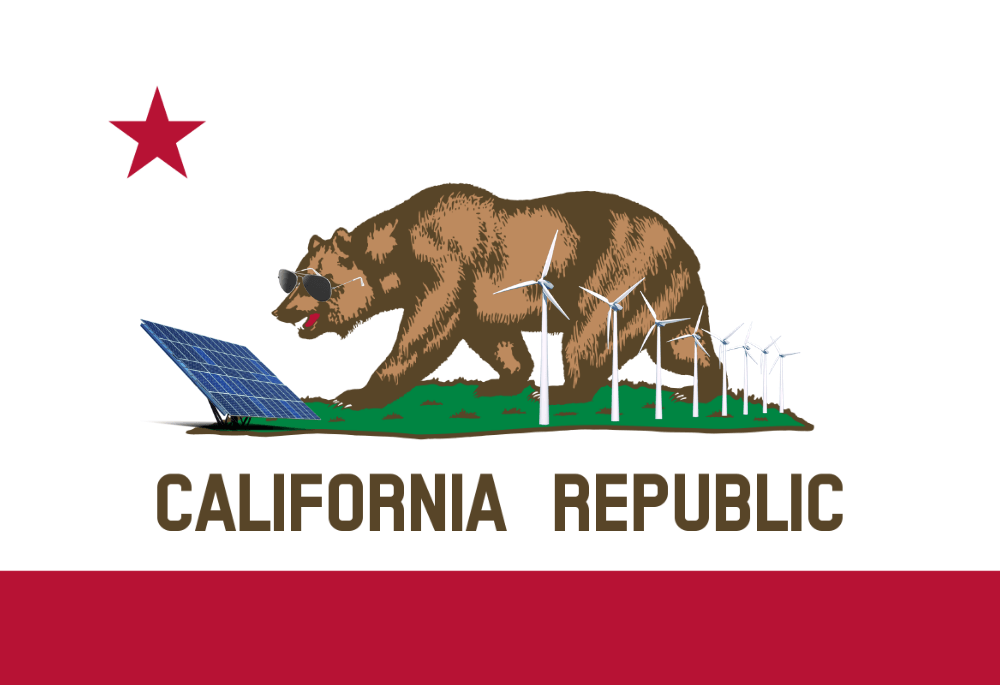 California has been described as the clean energy capital of the US