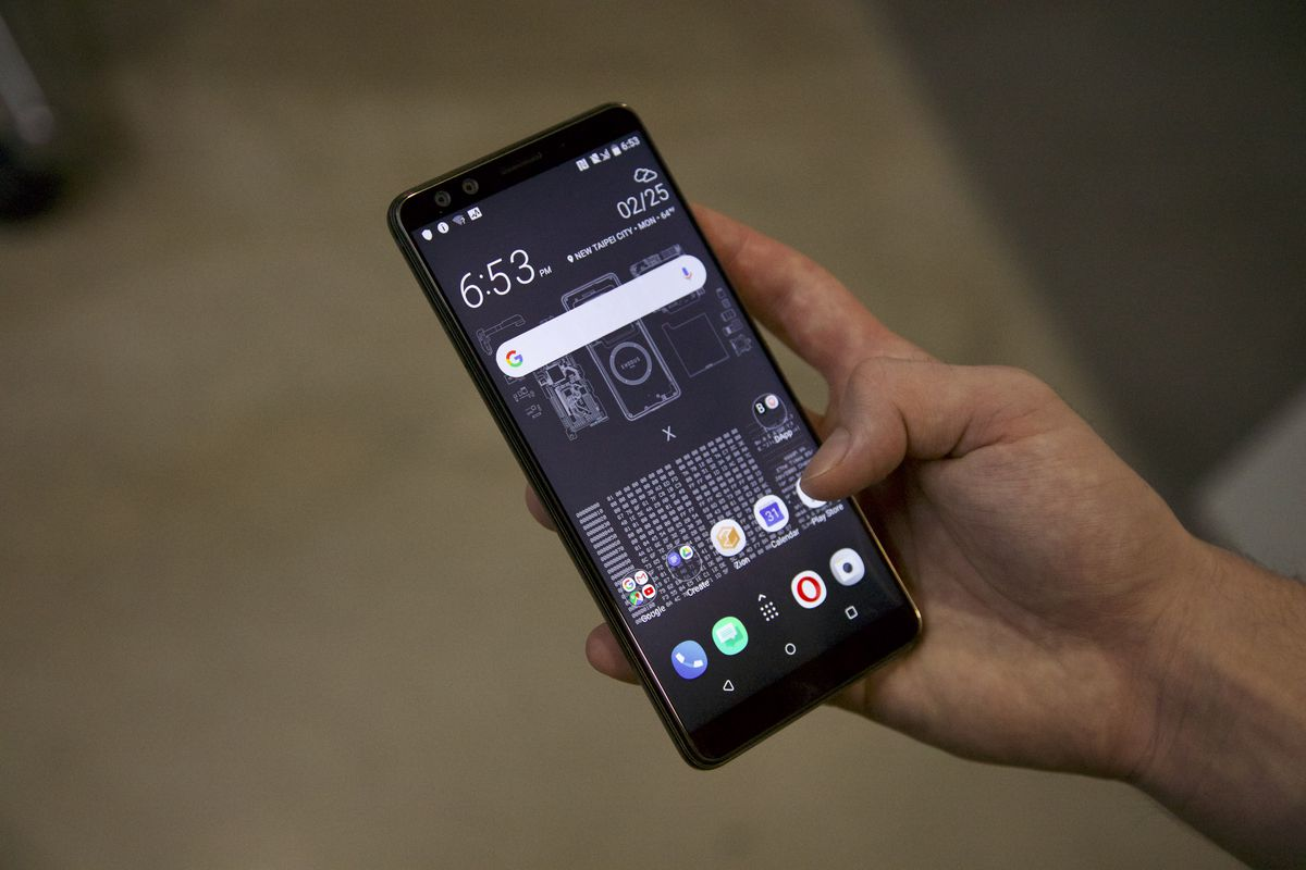 HTC blockchain phone, best examples of innovation