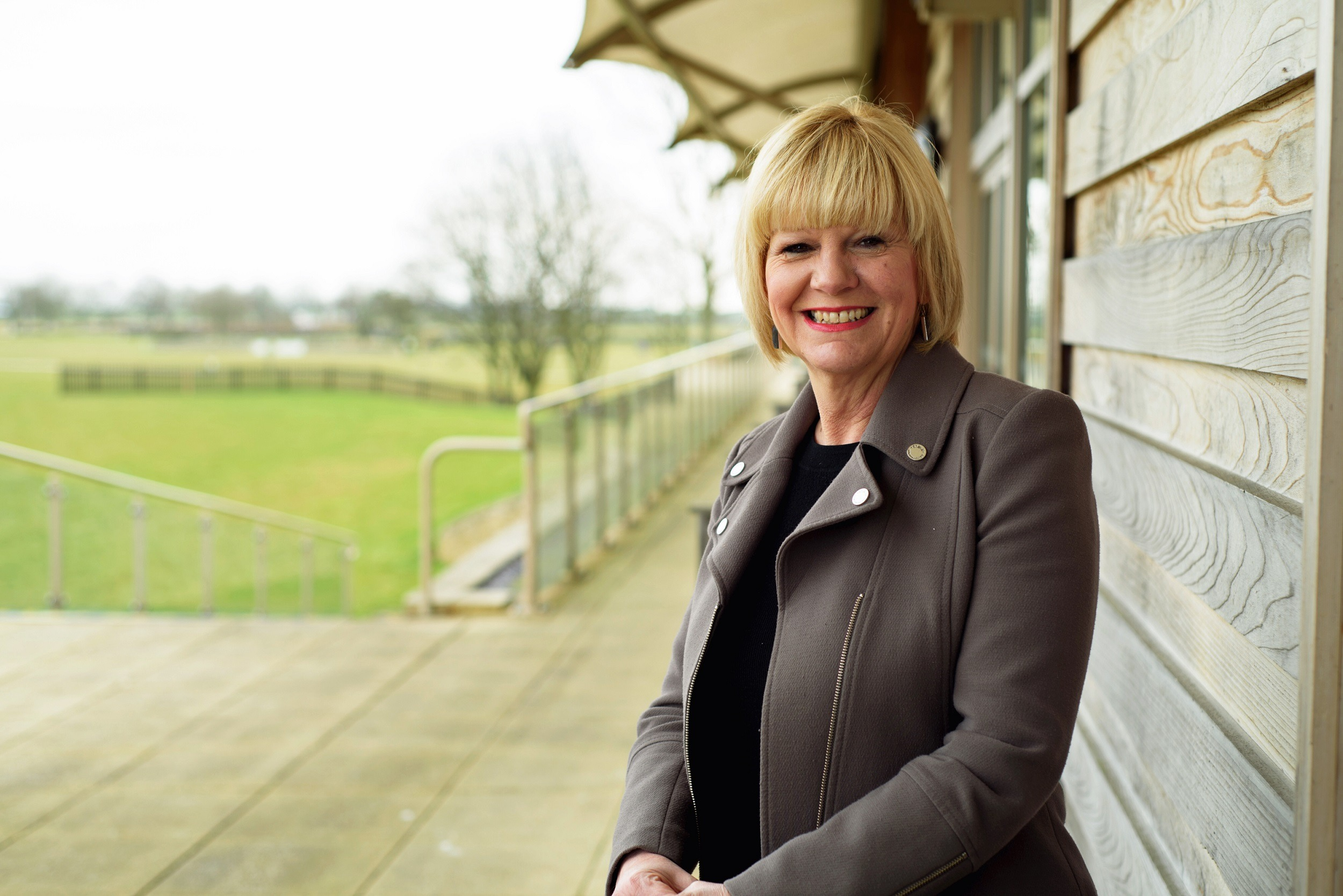 advancing women in agriculture, Jayne Southall Lincolnshire Showground