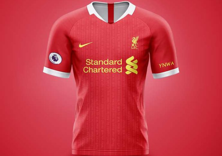 hot sale online 45c12 8ba27 Liverpool Nike kit deal could set new Premier League ...