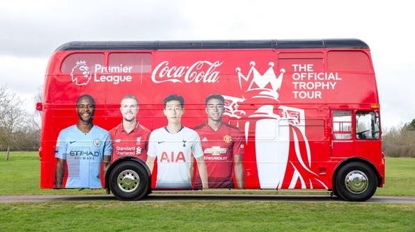 English Premier League sponsors