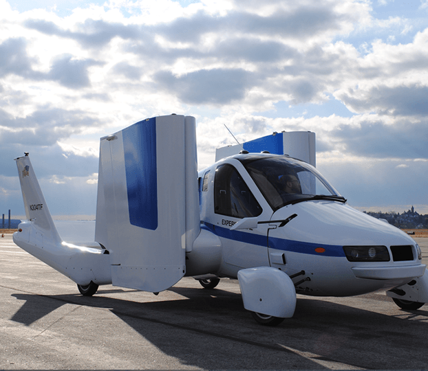Terrafugia Transition, flying car manufacturers