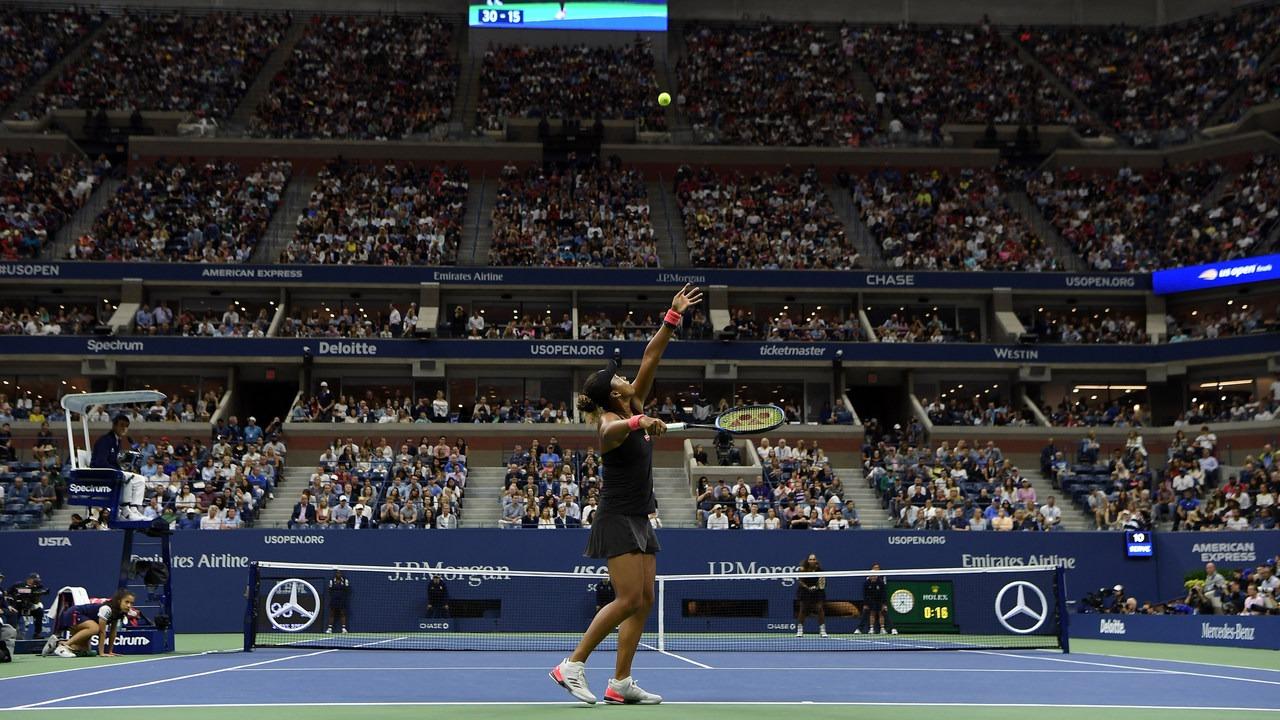 US Open 2019 sponsors