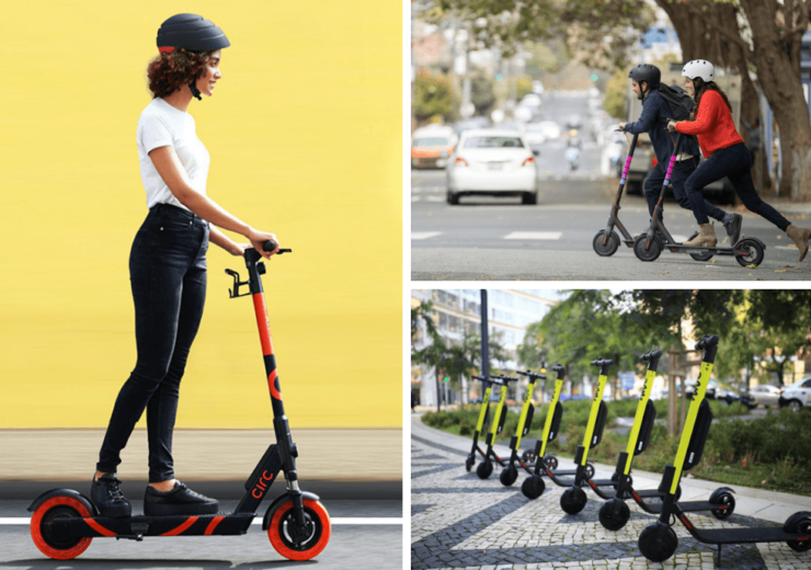 The e-scooter companies leading the two-wheeled mobility revolution