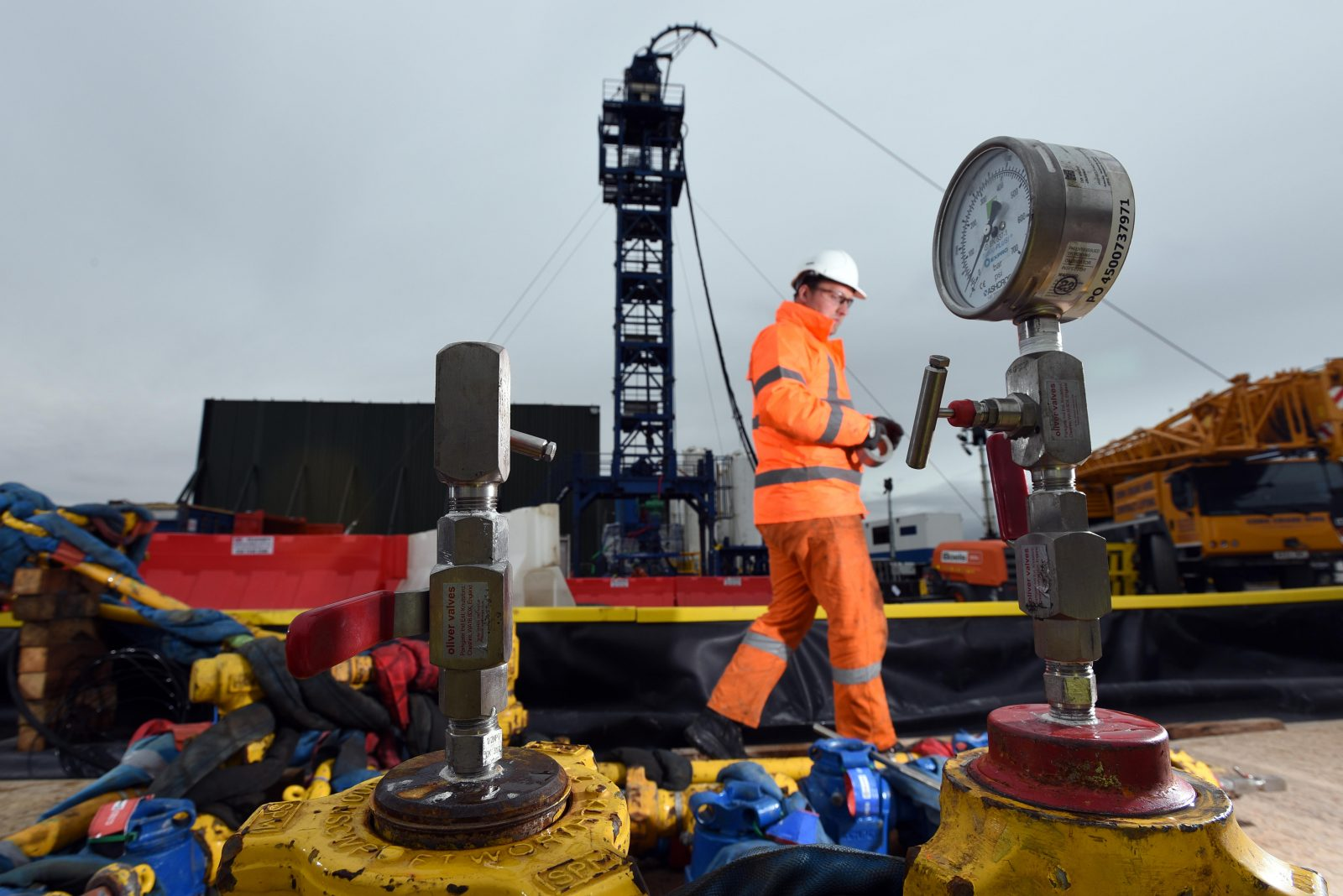 Cuadrilla seeks extension to continue fracking UK site until 2021