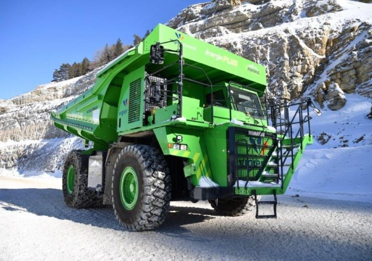 World's biggest electric vehicle revealed as 45-tonne dump truck that never needs charging