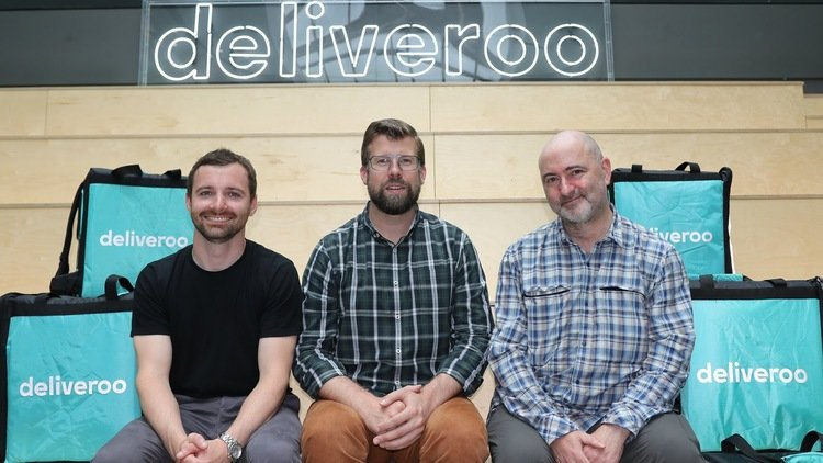 Deliveroo technology