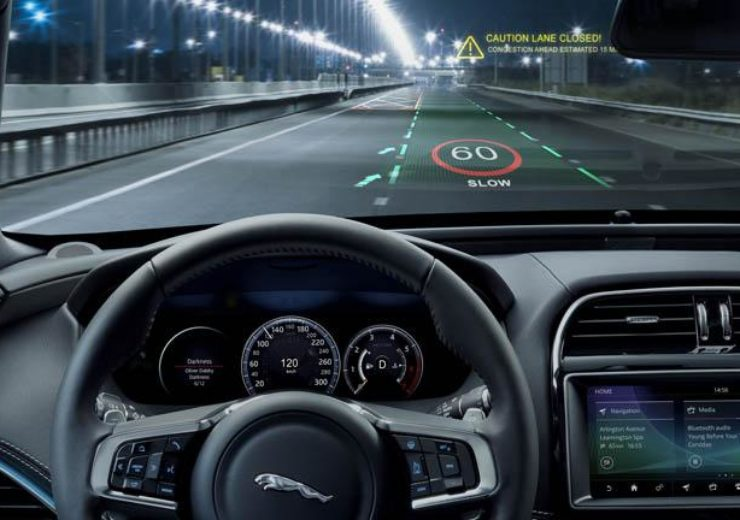 Advanced 3D head-up display could improve driver reaction times