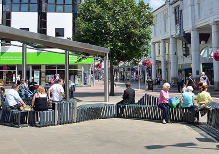 Barry Kirby has ambitions to make Llanelli the first Welsh smart town (Credit: Llanelli Town Council)