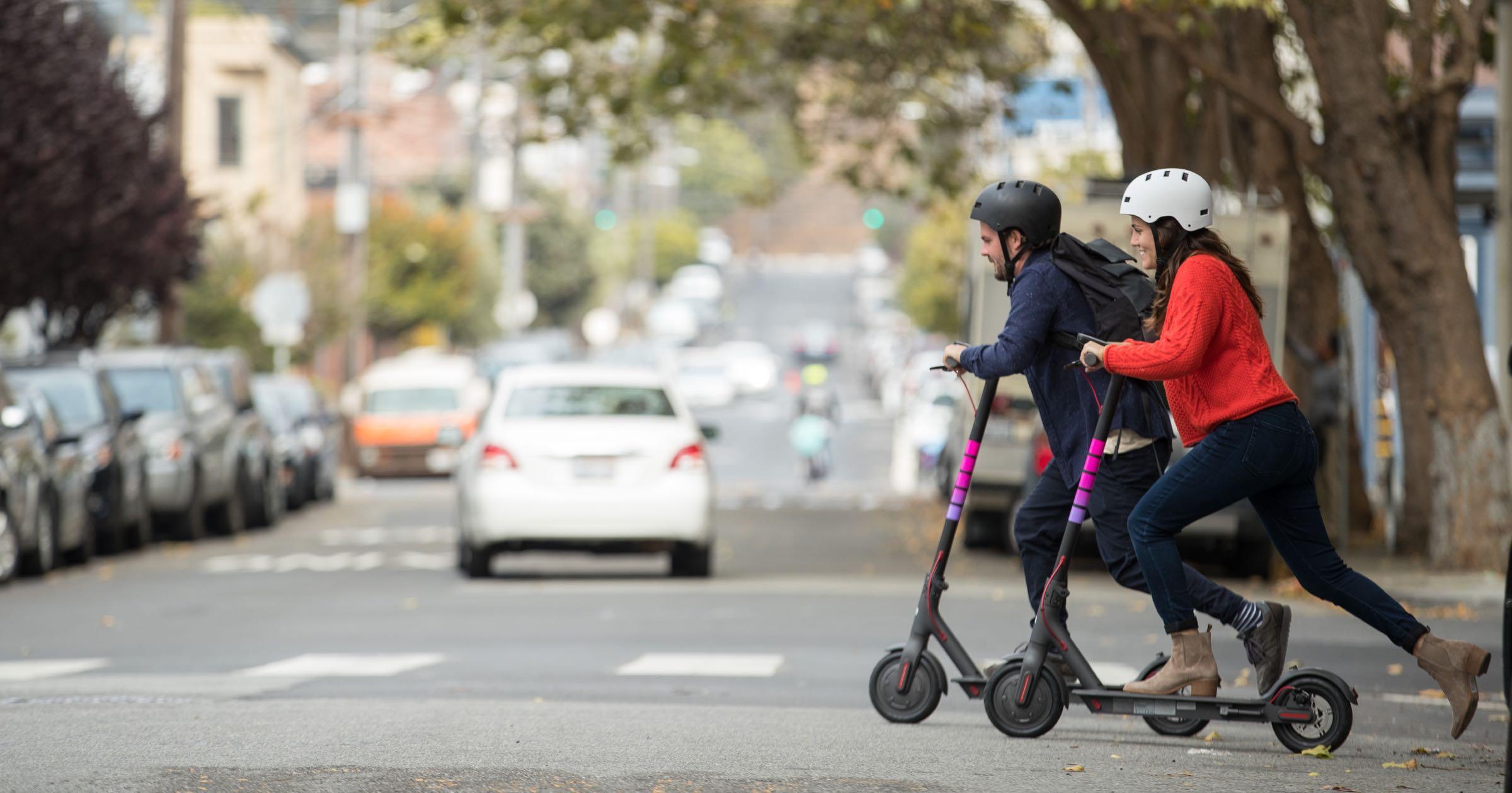 e-scooter companies