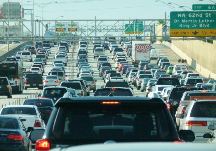 Despite claims from proponents of self-driving technologies claiming autonomous vehicles could reduce congestion levels, a new report posits that it could result in all-day traffic jams (Credit: Flickr)